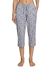 Schiesser Damen Schlafanzughose