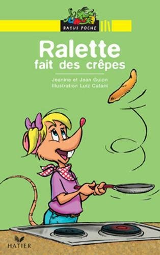 Ralette fait des crêpes par Jean Guion