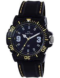 Maxima Analog Black Dial Men's Watch-O-45840PPGW