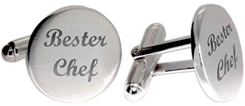 Gemelli in argento Sterling 925 fatto a mano con diamanti polsini pulsante matrimonio cuff link button - 925 Polsino Di Gioielleria