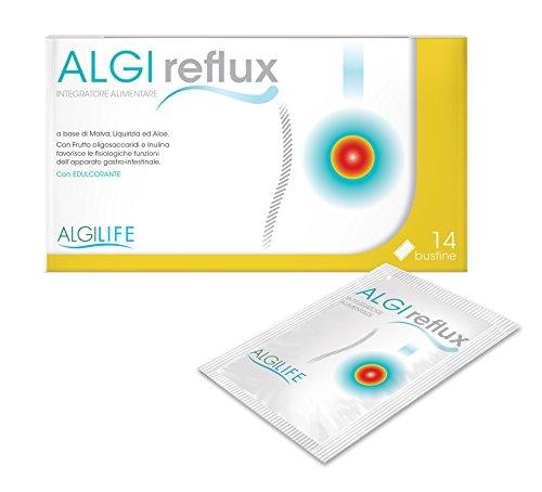 AlgiReflux 14 sobres. Suplemento natural útil en reflujo y acidez gástrica.