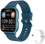 Suzicca LV68 1.54 Inch Smart Watch Men Full Touch Fitness Tracker Wireless Call Blood Pressure Women Smartwatc