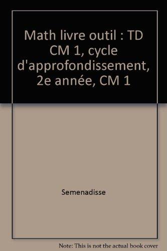 Cahiers de travaux dirigés CM1