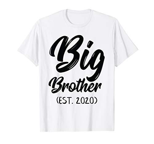 Big Brother Est 2020 Big Brother Pregnancy Announcement T-Shirt
