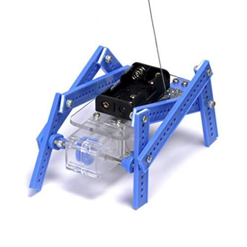 Yongse Fai da Te Telecomando Quadrupede Robot Assemblaggio Modello Giocattolo Robot Smart Car Kit