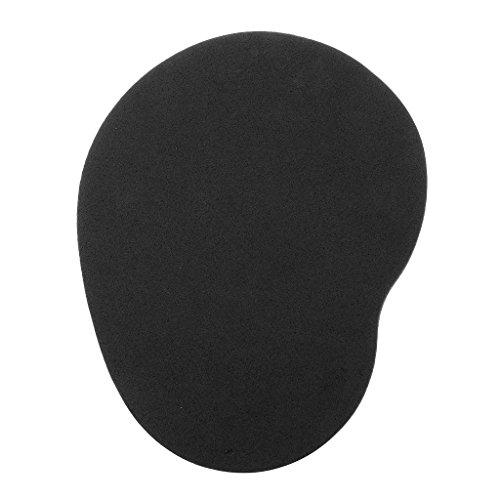 Generic Ergonomisches Mauspad Komfort Weiches Gel Rest Handgelenkstütze Matte,Anti-Rutsch-Oberfläche, Maus-Pad-Gaming Billig Rot