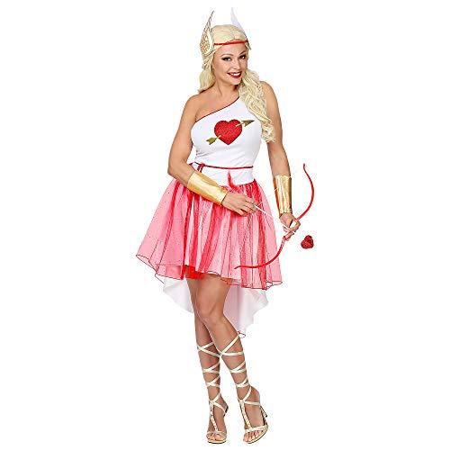 Baby Amor Kostüm - Widmann Erwachsenenkostüm Amor Glücksbotin