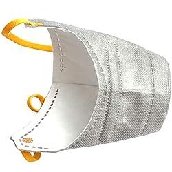 Lomsarsh 3pcs Nouveau Chien Doux Coton Bouche Masque Masque respiratoire pour Animaux de Compagnie PM2.5 Filtre Anti-poussière Masques