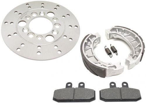 Lüfterrad Riemenscheibe für Honda SFX// X8R// Bali// SGH 50