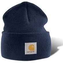 Carhartt A18 Bonnet beanie Watch hat (marine , navyblue)