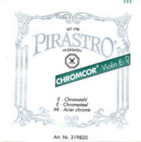 CUERDA VIOLIN - Pirastro (Chromcor 319820) (Cromo) 1ª Lazo Medium Violin 4/4