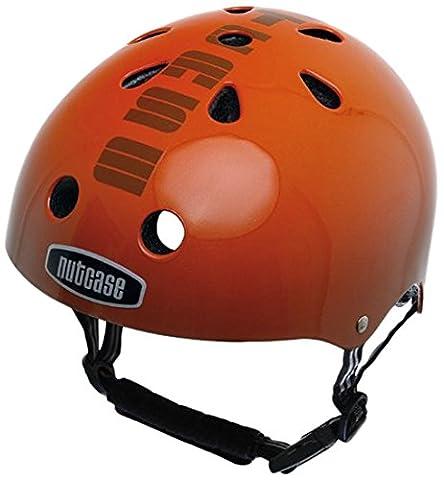 Nutcase casque avec fermoir à clip-waveboard-casque vélo/skateboard