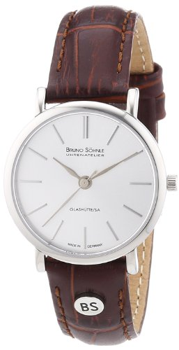 Bruno Söhnle Women's Quartz Watch Nabucco 17-13045-241 with Leather Strap