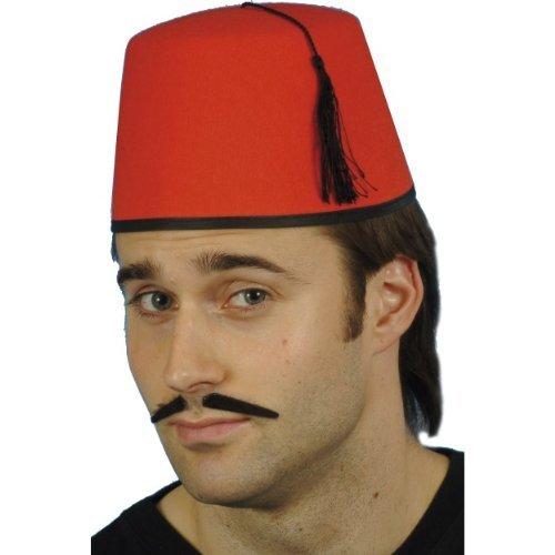 Gemz Fancy Dress Fez Hat by Gemz Fancy (Fez Fancy Dress Kostüm)