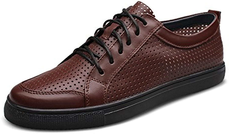 Verano Hombres Zapatos Casuales Transpirable Zapatos De Tacón Antideslizantes Calzado De Caballero