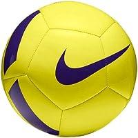 Nike Nk Ptch Team Balón, Unisex Adulto, Amarillo (Yellow/Violet), 4