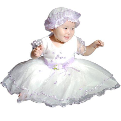 Cinda Neonate battesimo / matrimonio / vestito da partito con