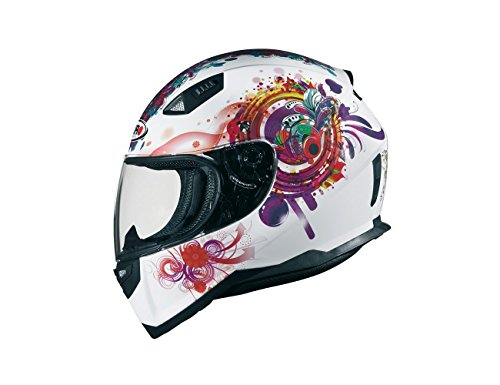 Casco Shiro SH-881 Princess Blanco (m)
