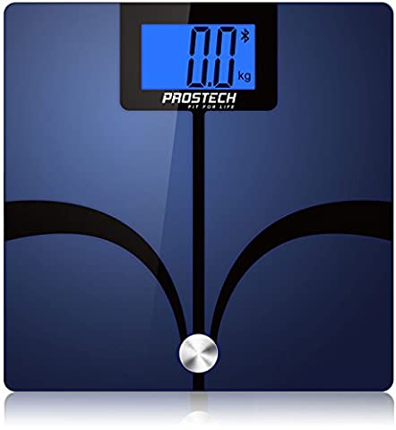 Smart Scales - Bluetooth Body Fat Analyser - 100% satisfaction guaranteed. Works with Apple Health for iPhone & Selected Android Devices. Monitor your weight loss and fitbit progress with these digital bathroom scales.