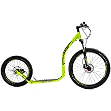 crussis electrobikes s.r.o. Cross Patinete, unisex, Cross, amarillo, large