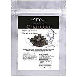 Mesmara Charcoal Peel Off Mask ,30g