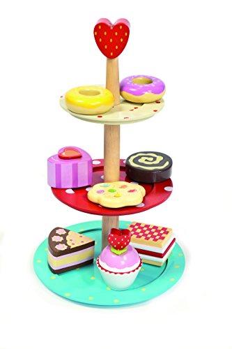 Le Toy Van 12283 - Gioco d'imitazione set di dolci