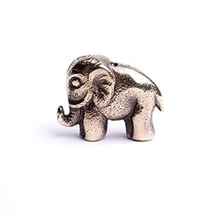 l phant miniature figurine objet d coration cadeau porte bonheur collections animales fait. Black Bedroom Furniture Sets. Home Design Ideas