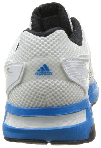 adidas Revenge Mesh M, Chaussures de running homme Blanc (Blanc/Noir1/Blesol)