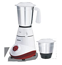 Inalsa Swift-2 jar Mixer Grinder 550 watt with 2 jar