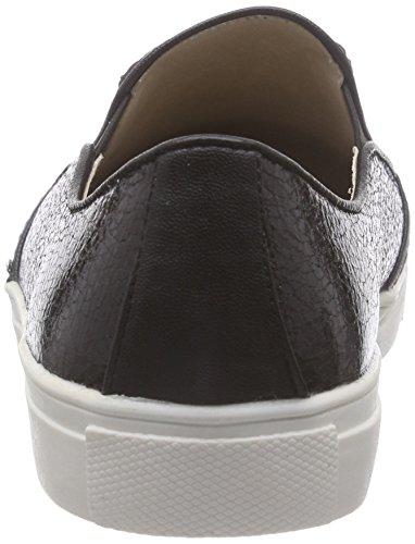 Nat-2 Daily, Low-Top Sneaker femme Noir (Black)