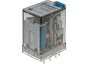 55.34.9.024.004 Relay electromagnetic 4PDT Ucoil24VDC 7A/250VAC 55.34.9.024.0040