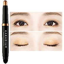 KARADIUM Brillante perla Sbavature Eye Shadow Stick, 1,4 g, 8 Caramel oro
