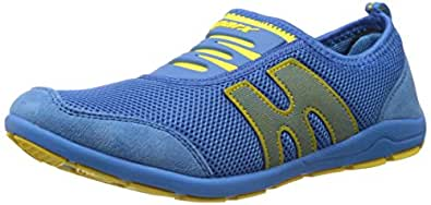 Sparx Women's  Sky Blue and Yellow Walking Shoes - 4 UK/India (36.67 EU) (SX0073L)