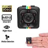 Best Mini caméras - YOMYM Caméra Cachée 1080P Mini Caméra Espion Portable Review