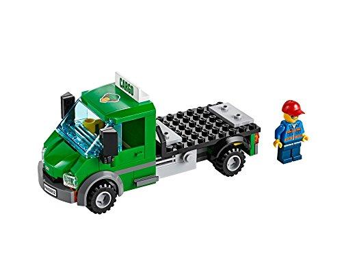 Lego City Cargo LKW mit Ladefläche aus Set 60052