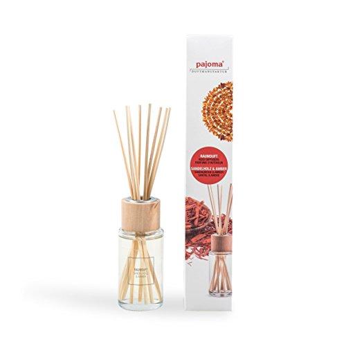 pajoma Raumduft Sandelholz & Amber, 1er Pack (1 x 50 ml) in Geschenkverpackung