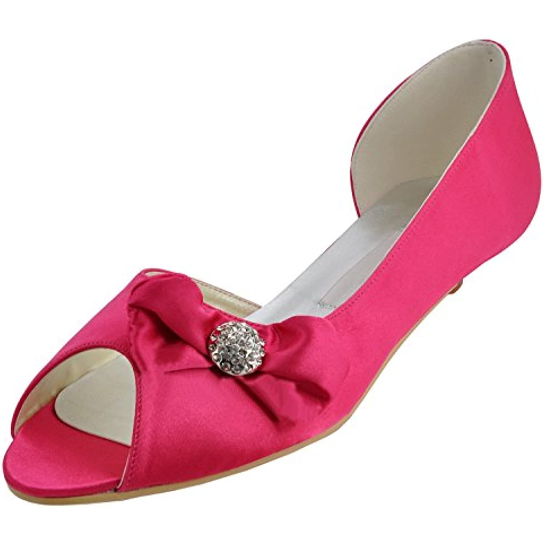 MINITOO MINITOO MINITOO , Escarpins pour Femme - Rouge - Red-3cm Heel, - B074S5D9F9 - 5b2b96
