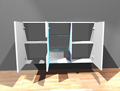 La Credenza Muebles : Cinco puertas talladas credenza muebles de estilo bottega del