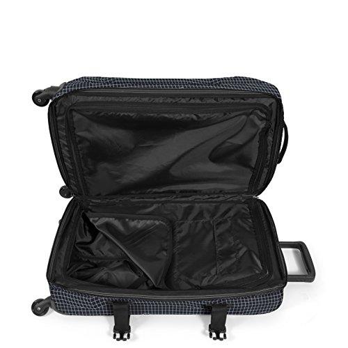 Eastpak Trans4 S Koffer, 54 cm, 44 L, Schwarz Black Dance
