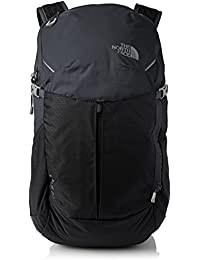 The North Face Litus 22 RC Mochila, Unisex, Black / Grey, S/M