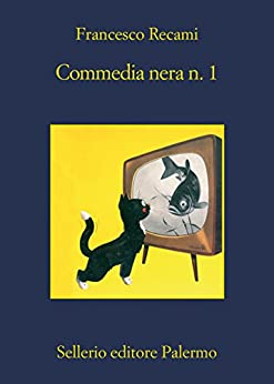 Commedia nera n.1 di [Recami, Francesco]