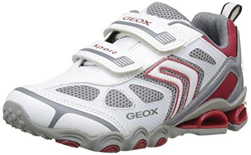 Geox Tornado A, Baskets Basses Garçon Multicolore (C0050)