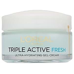 L´Oréal Paris Triple Active Fresh Gel Crème Ultra-hydratante 50 ml