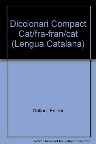 Diccionari compact català-francès i francès-català : Dictionnaire compact catalan-français et français-catalan