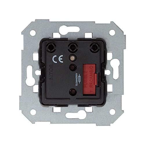 Simon 75310-39 - Conmutador Regulador 2 Niveles De Luz