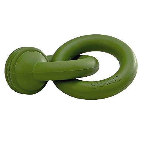 beeztees-sumo-team-dog-toy-24-x-15-x-75-cm-green