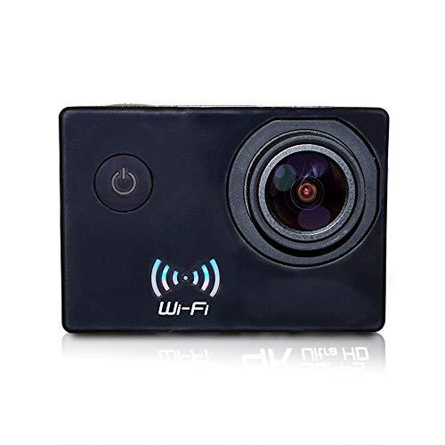 Lxj Sport Kamera HD Outdoor Wasserdichte Mini Sport Kamera Helm Kamera Mini WiFi Sport DV 59,4 * 29,8 * 41 mm