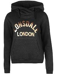 Lonsdale - Sweat à capuche - Femme