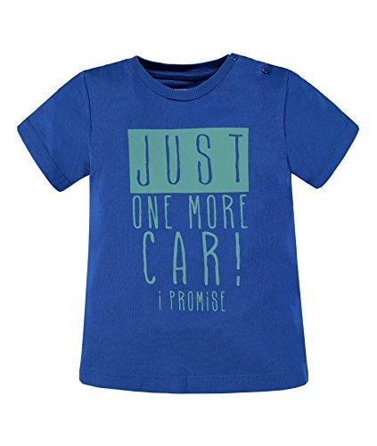 Kanz Jungen T-Shirt 1/4 Arm 1836941, Blau (Princess Blue 3123), 152