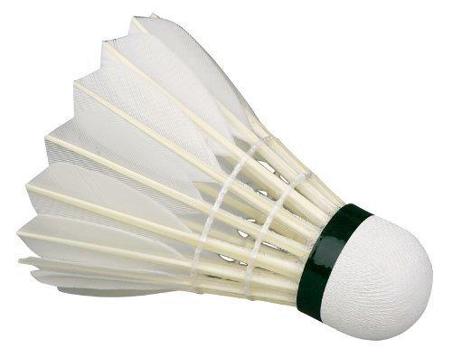 Baking Bling Badminton Federball 12 Stehende Essbare Premium Waffelpapier Kuchen Topper Dekoration 12 x 55mm